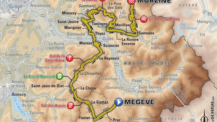 Tour de France 2016 live stream: Time, TV schedule and route for Stage 20