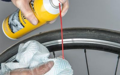 How to stop rim brakes from squeaking