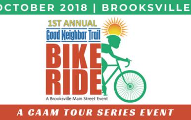 Ride the Brooksville Good Neighbor Trail