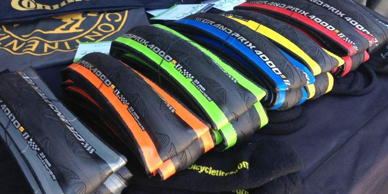 4 Tires That Help You Bike Faster