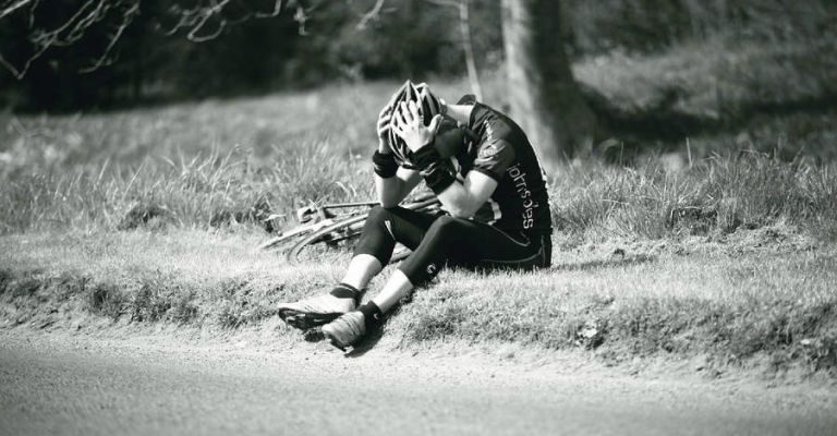 How to avoid bonking on a bike ride